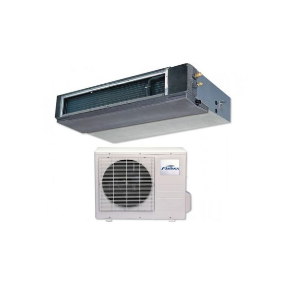 Fisher FSLIF-300AE2 / FSOIF-300AE2 légcsatornás mono split klíma 8.8 kW