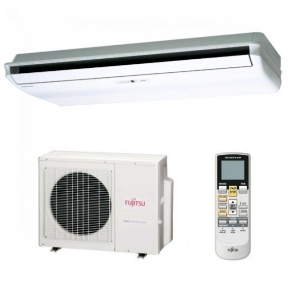 Fujitsu ABYG54LRTA/AOYG54LATT 14 kW-os mennyezeti (parapet) klíma szett