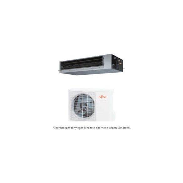 Fujitsu ARXG24KHTAP/AOYG24KBTB 6,8 kW-os légcsatornázható klíma szett