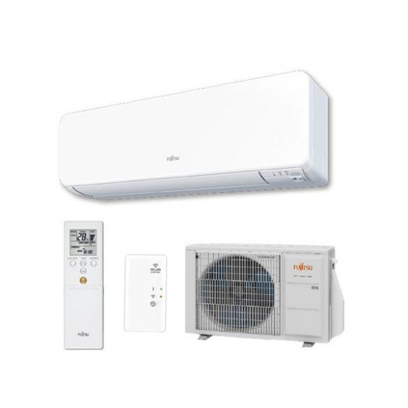 Fujitsu ASYG07KGTA/AOYG07KGCA Design 2 kW-os split klíma szett