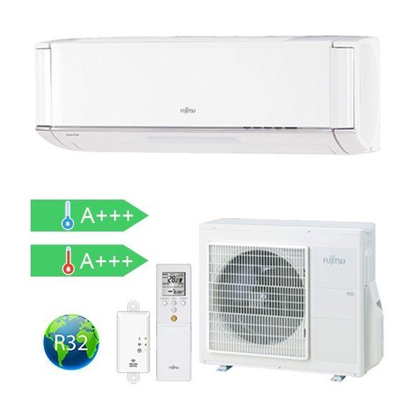 Fujitsu ASYG09KXCA/AOYG09KXCA Nocria X 2,5 kW-os split klíma szett