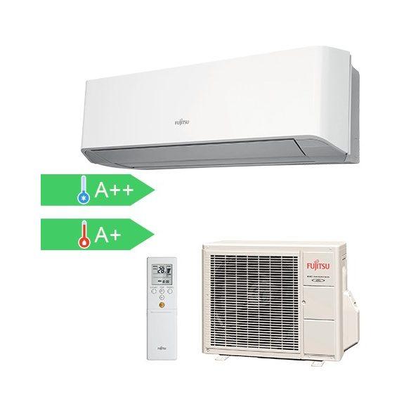 Fujitsu ASYG09LMCA / AOYG09LMCA 2.5kW-os oldalfali mono split klíma