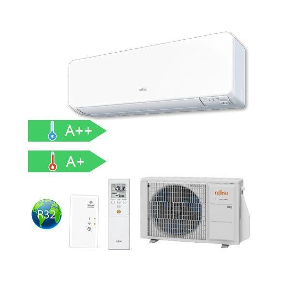 Fujitsu ASYG14KGTA/AOYG14KGCA Design 4,2 kW-os split klíma szett