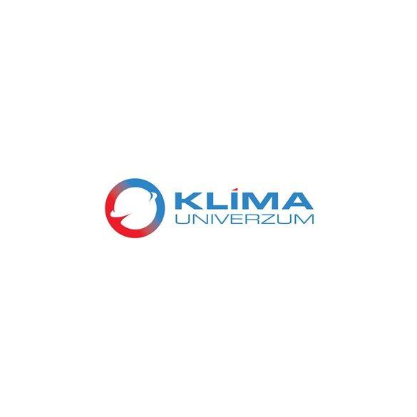 Gree GWH12ACC- K6DNA1D Dark X 3,5 kW-os Wifi-s klíma szett, A ++